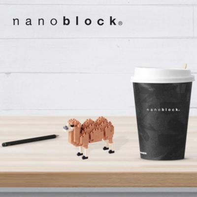 NBC-139 Nanoblock Cammello