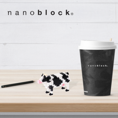 NBC-141 Nanoblock Mucca