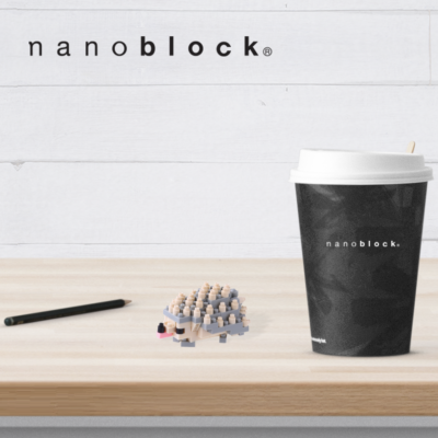 NBC-145 Nanoblock Riccio