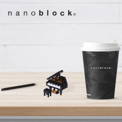NBC-146 Nanoblock Pianoforte