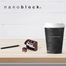 NBC-148 Nanoblock Organo