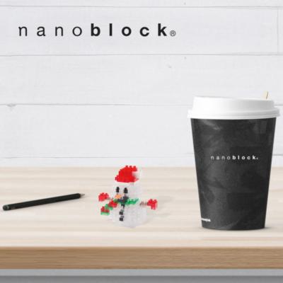 NBC-154 Nanoblock Pupazzo di neve