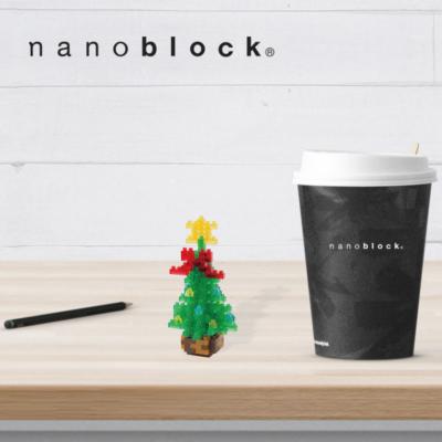 NBC-155 Nanoblock Albero di Natale
