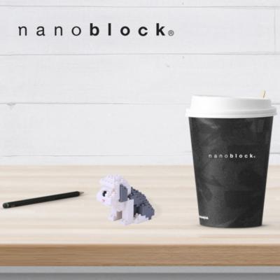 NBC-169 Nanoblock Bobtail