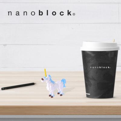 NBC-174 Nanoblock Unicorno