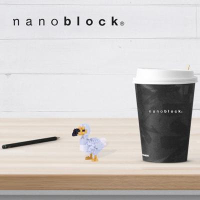 NBC-188 Nanoblock Dodo