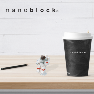 NBC-198 Nanoblock Astronauta