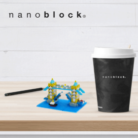 NBH-065 Nanoblock Tower Bridge
