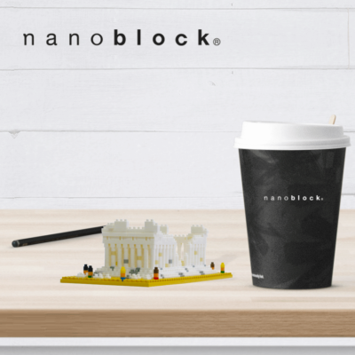 NBH-066 Nanoblock Partenone