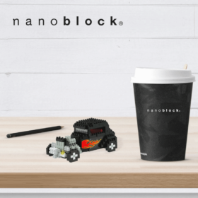 NBH-072 Nanoblock Hot Rod