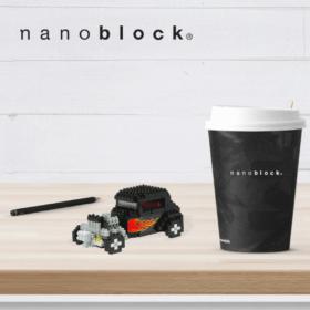 NBH-072 Nanoblock Hot Rod