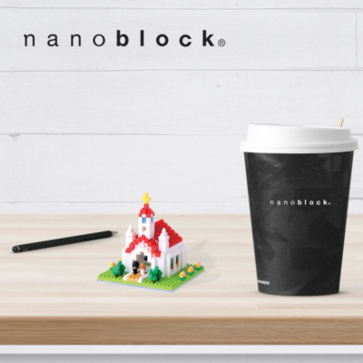 NBH-087 Nanoblock Chiesa