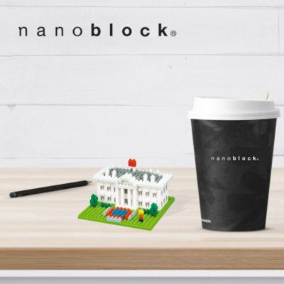 NBH-144 Nanoblock La Casa Bianca