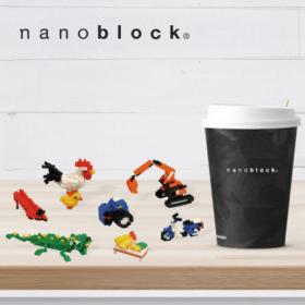 NB-014 Nanoblock Set Colori standard