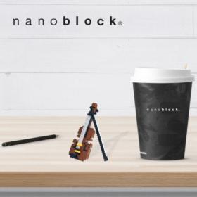 NBC-018 Nanoblock Violino