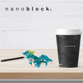 NBC-173 Nanoblock Dragone