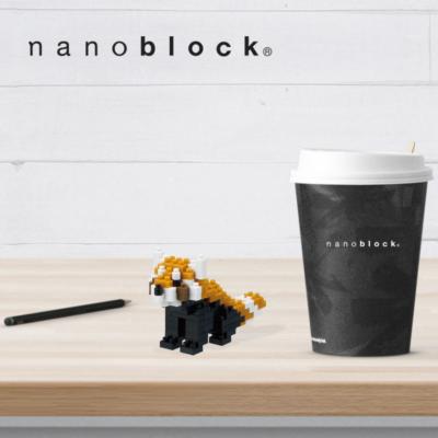 NBC-194 Nanoblock Panda minore