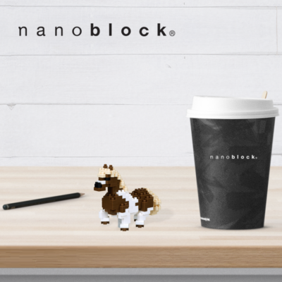 NBC-221 Nanoblock Pony