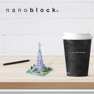 NBH-097 Nanoblock Torre Eiffel