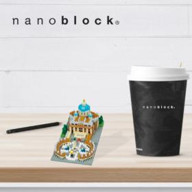 NBH-152 Nanoblock Citta del Vaticano