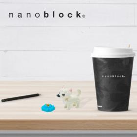 NBC-121 Nanoblock Chihuahua