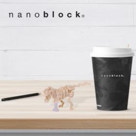 NBC-185 Nanoblock T-Rex small