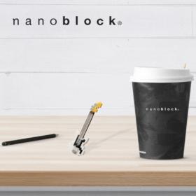 NBC-205 Nanoblock Basso Elettrico bianco