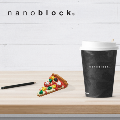 NBC-244 Nanoblock Pizza
