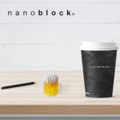 NBC-245 Nanoblock Birra