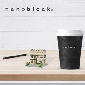 NBH-075 Nanoblock Arco di Trionfo