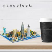 NB-033 Nanoblock New York
