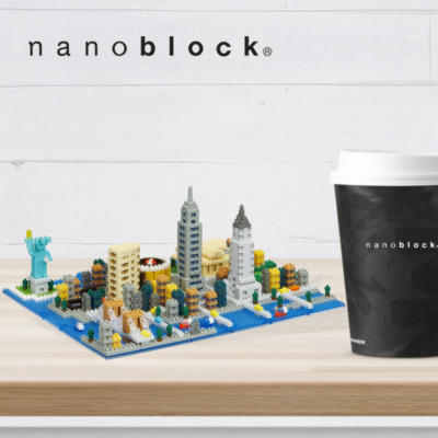 NB-033 Nanoblock New York