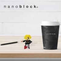 NBCC-047 Nanoblock Sanji