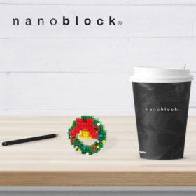 NBC-071 Nanoblock Ghirlanda di Natale