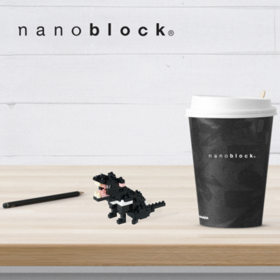 NBC-248 Nanoblock Diavolo della Tasmania