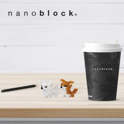 NBC-259 Nanoblock Chihuahua