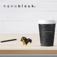 NBC-260 Nanoblock Bassotto Toy