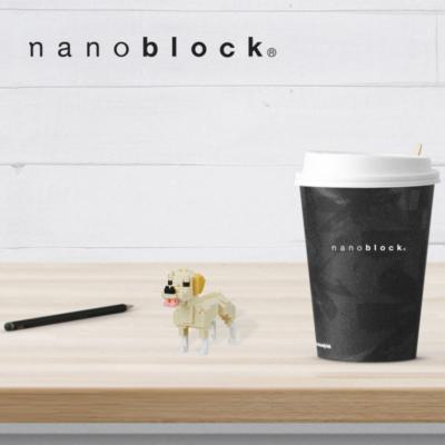 NBC-261 Nanoblock Labrador