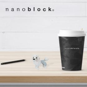 NBC-262 Nanoblock Barboncino