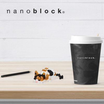 NBC-265 Nanoblock Gatto tigrato