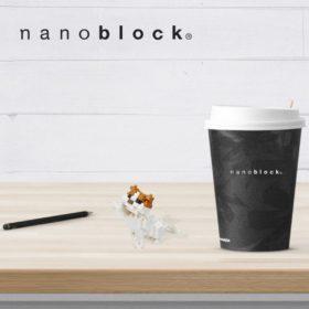 NBC-268 Nanoblock Gatto Scottish Fold