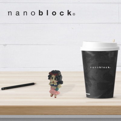 NBCC-053 Nanoblock Nico Robin