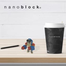 NBCC-054 Nanoblock Franky