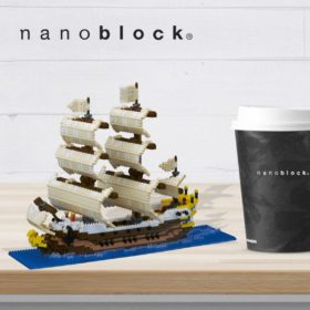 NB-030 Nanoblock Veliero