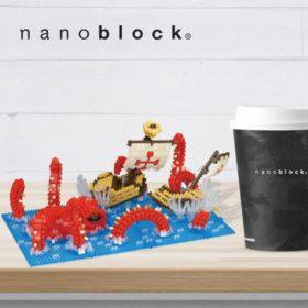 NB-041 Nanoblock Kraken