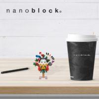 NBC-274 Nanoblock Award Selection Kumade porta fortuna