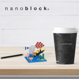 NBC-276 Nanoblock Award Selection Immersione sub