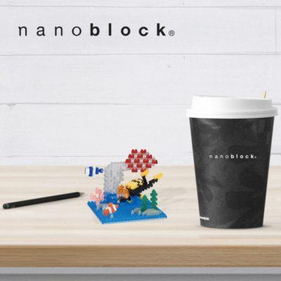 NBC-276 Nanoblock Award Selection Immersione sub