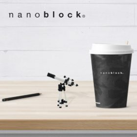 NBC-241 Nanoblock Award Selection Telescopio