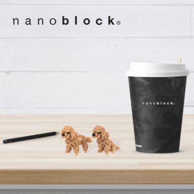 NBC-252 Nanoblock Barboncino toy